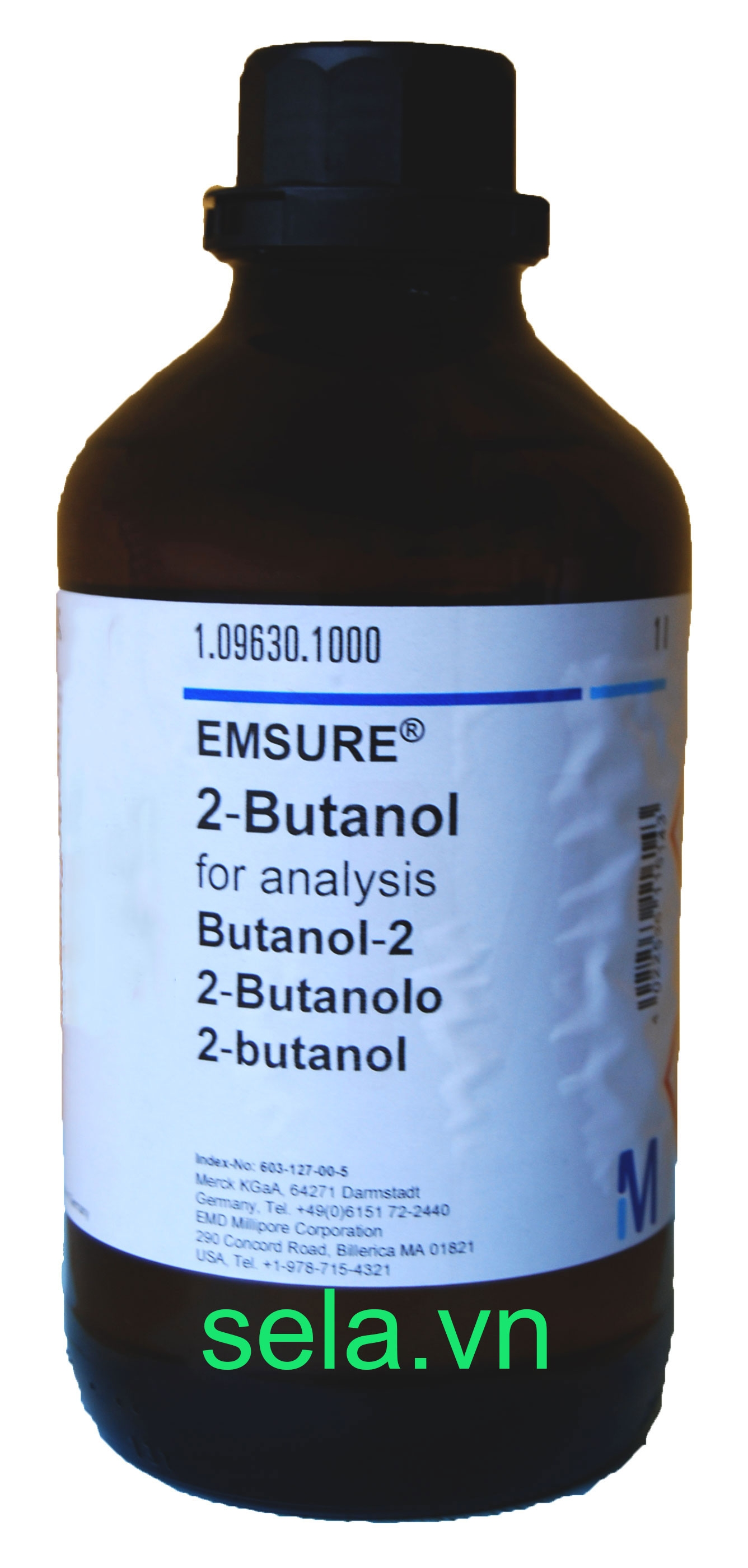 2-Butanol for analysis EMSURE®