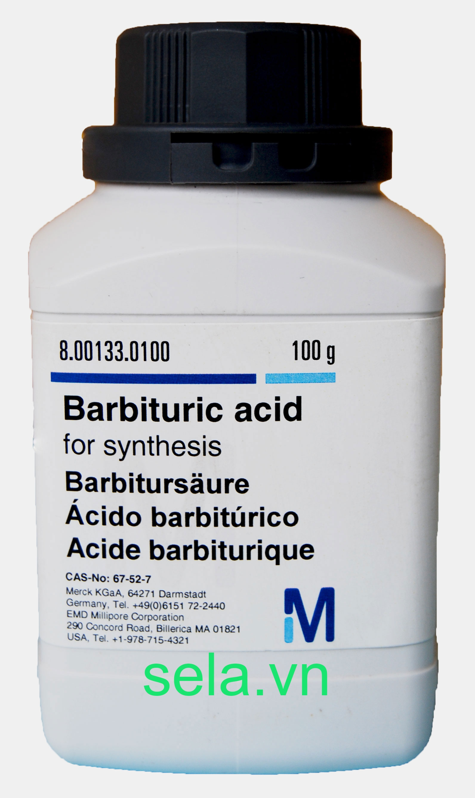 Barbituric acid for synthesis