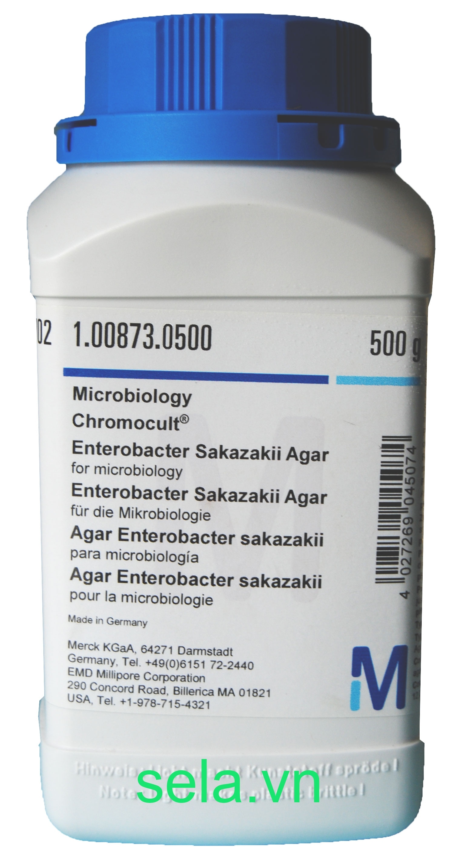 Enterobacter Sakazakii Agar for microbiology Chromocult®