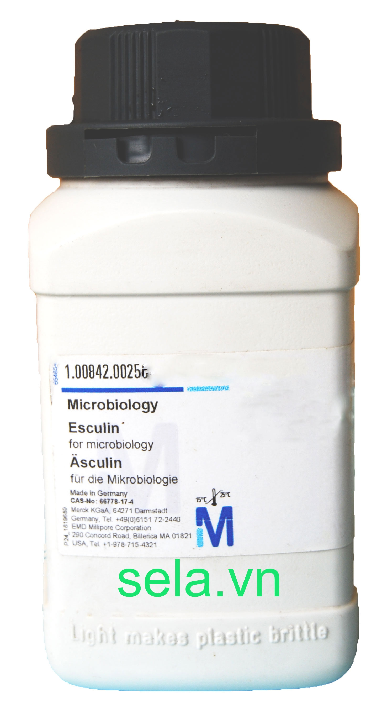 Esculin for microbiology