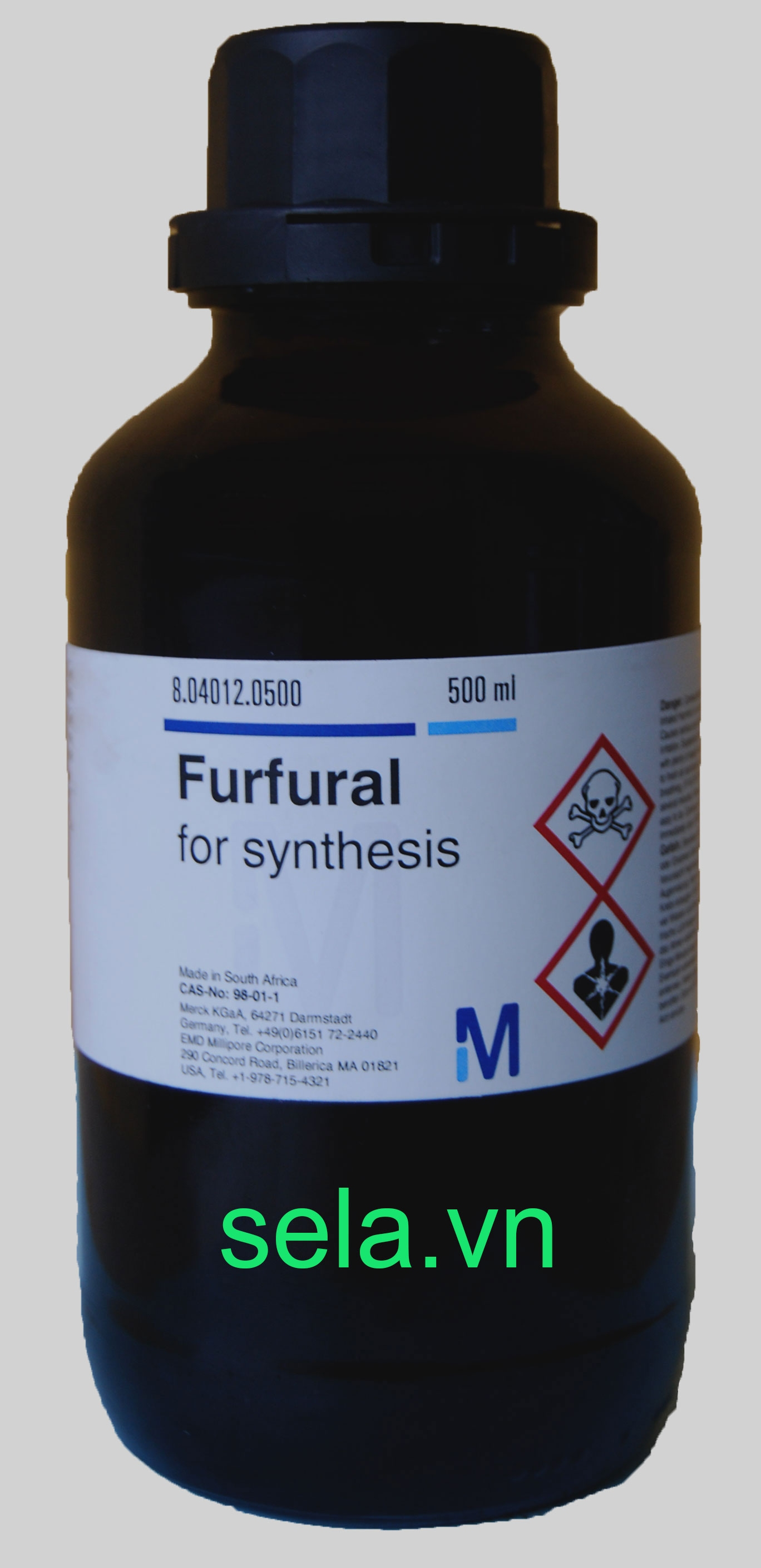 Furfural for synthesis