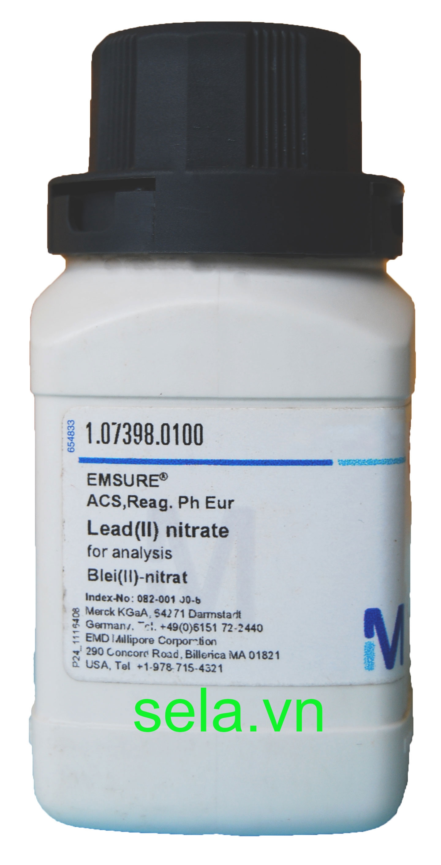 Lead(II) nitrate for analysis EMSURE® ACS,Reag. Ph Eur