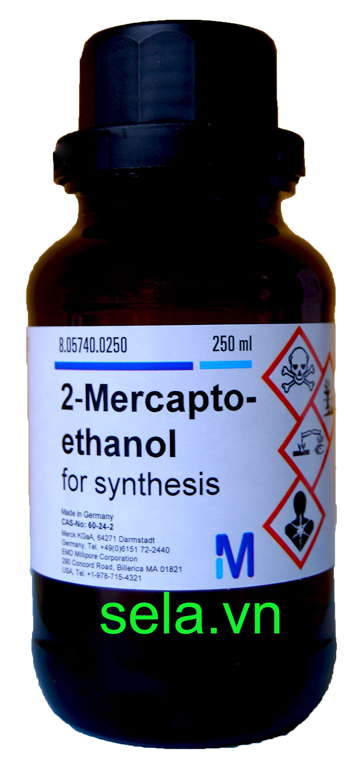 2-Mercaptoethanol for synthesis