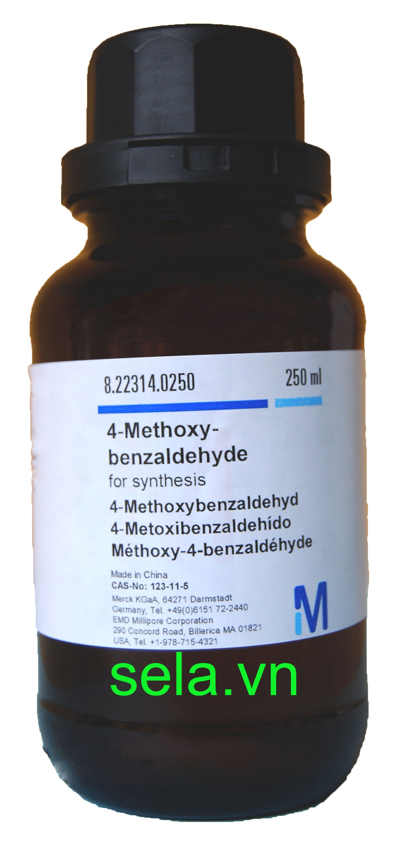4-Methoxybenzaldehyde for synthesis