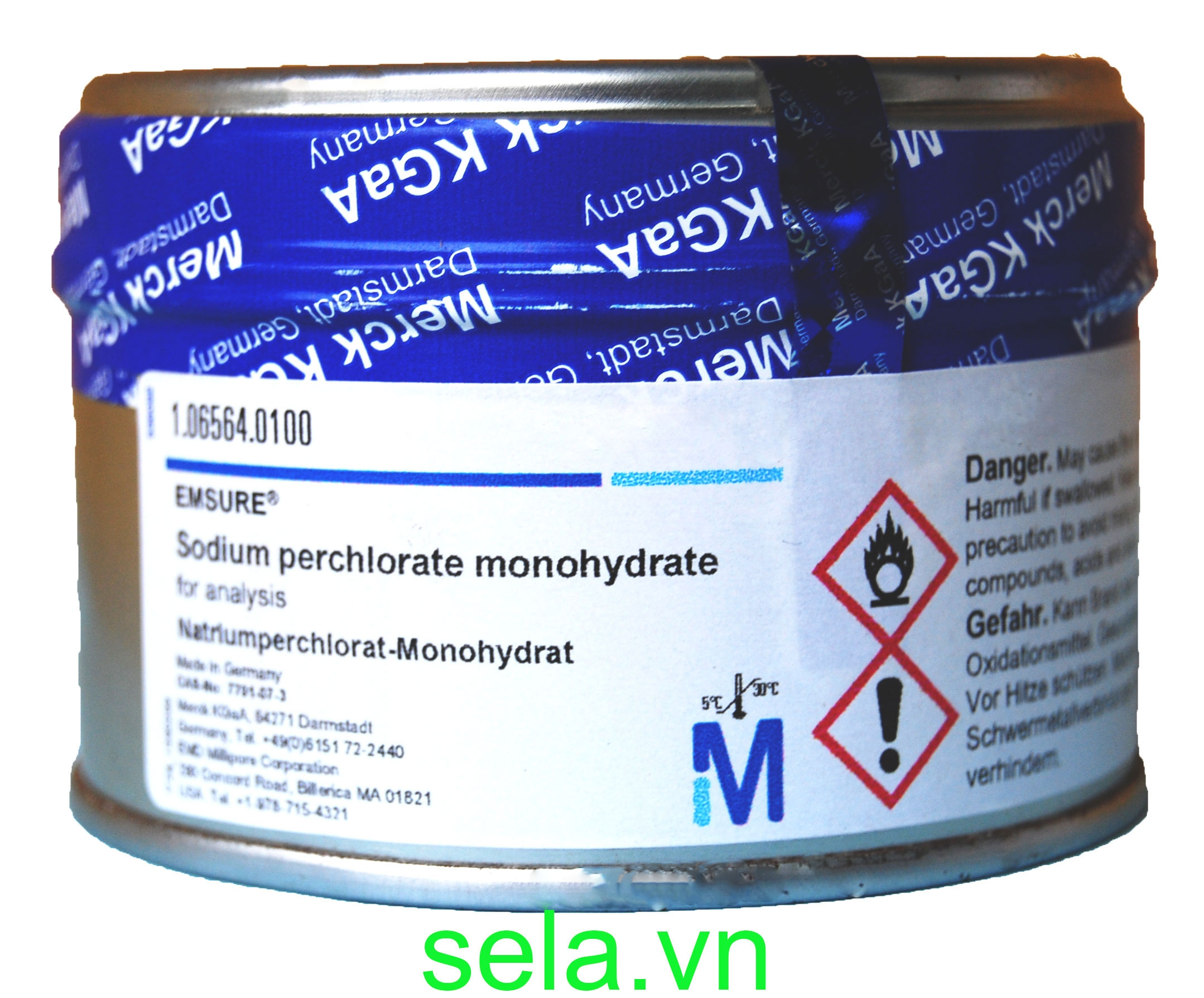 Sodium perchlorate monohydrate for analysis EMSURE®