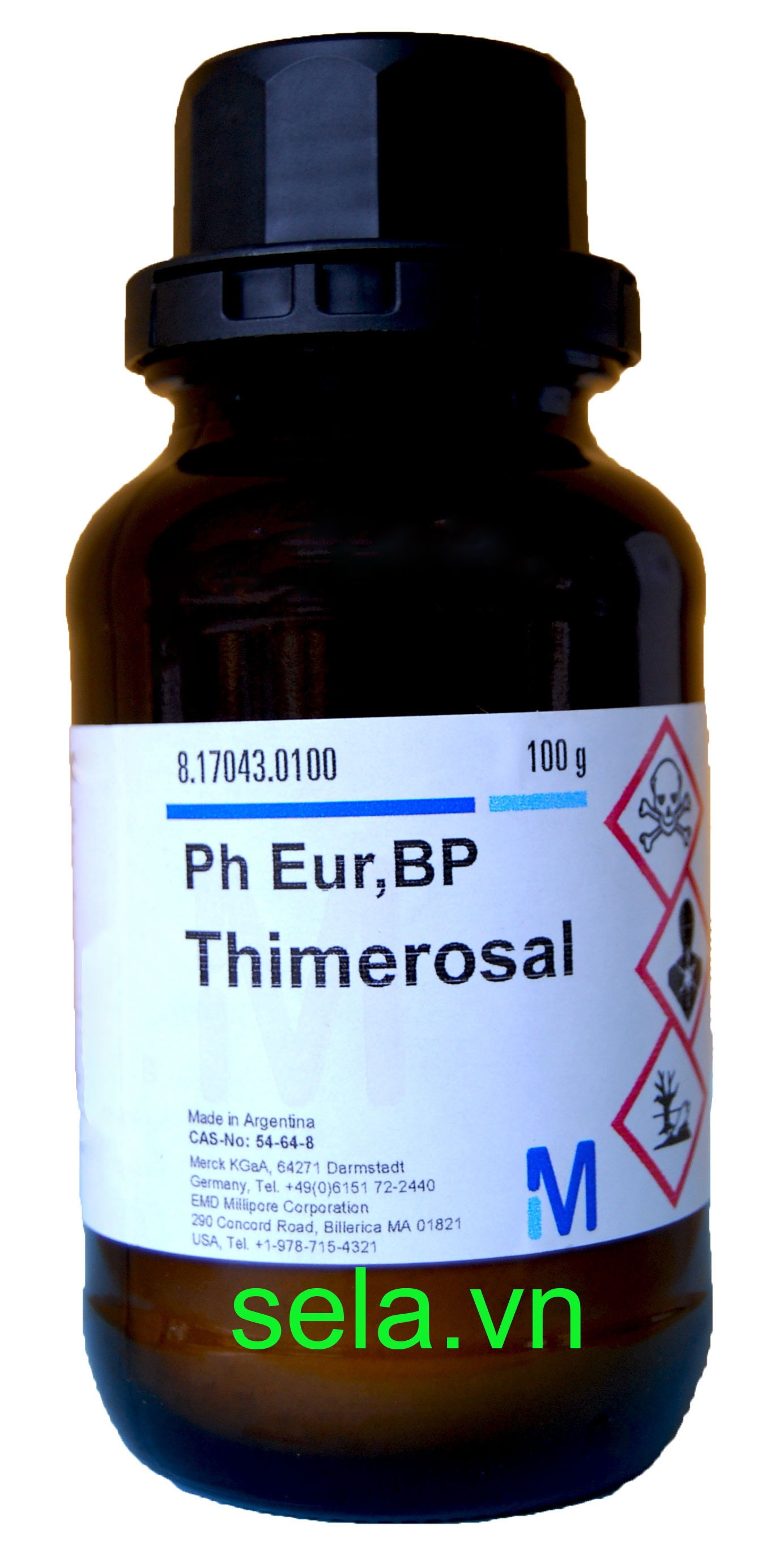 Thimerosal Ph Eur,BP