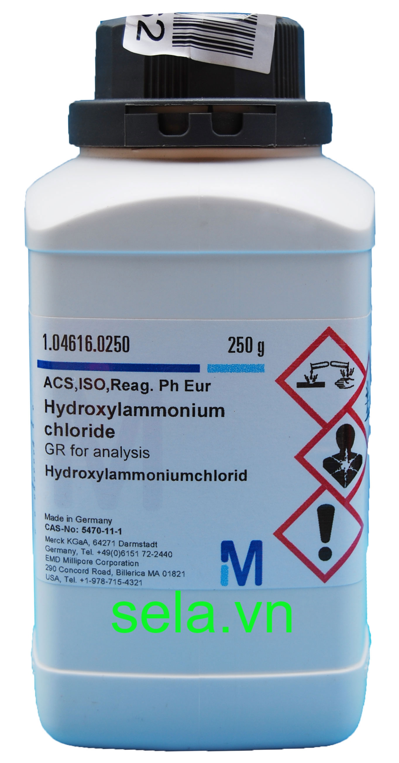 Hydroxylammonium chloride GR for analysis ACS,ISO,Reag. Ph Eur
